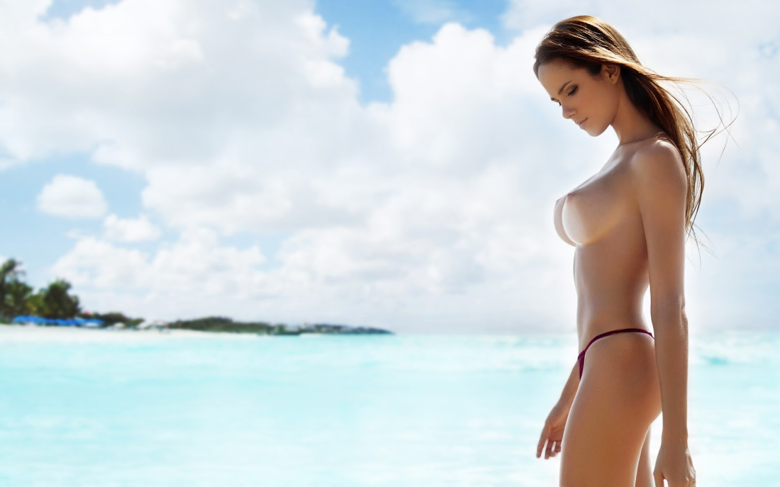 Nude beach roberta murgo