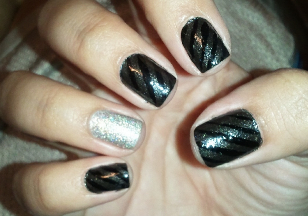 Cute and Edgy Nail Art ~ That\'s So Renee