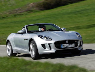 2014 Jaguar F-Type V6S