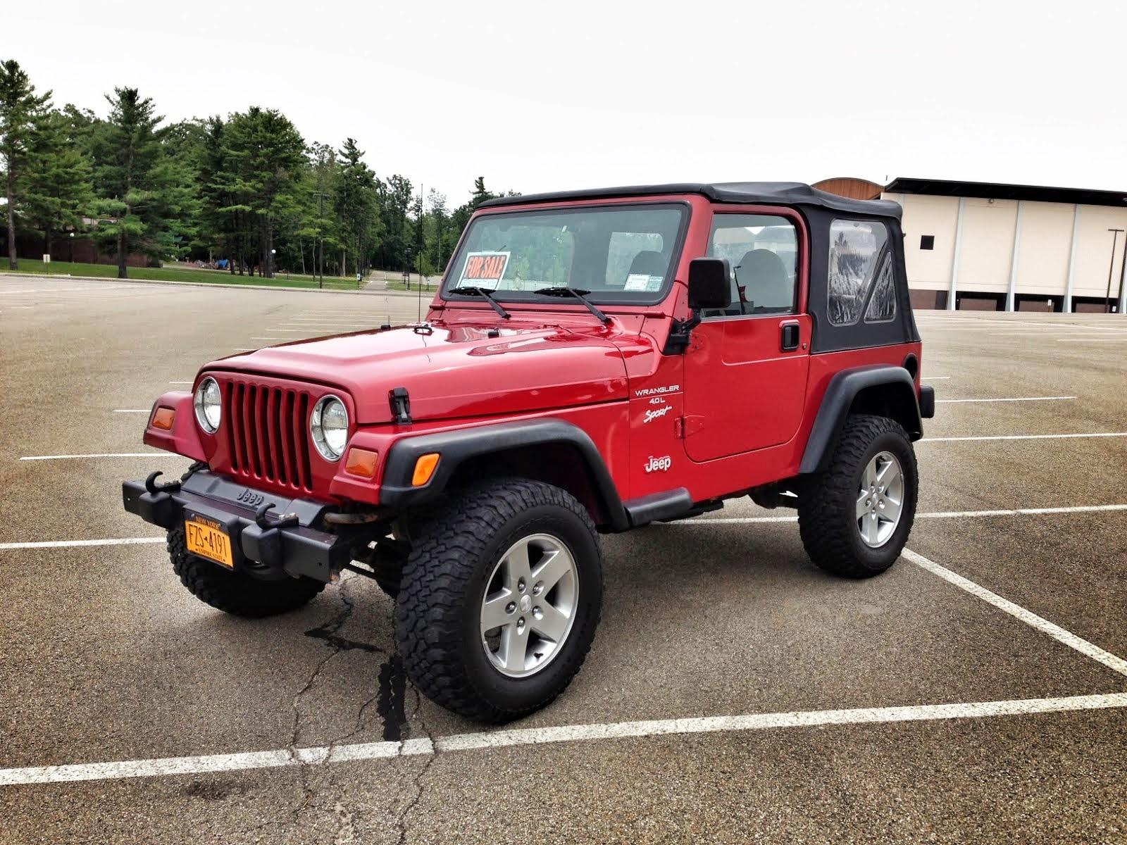 1999 jeep wrangler sport jk the top. Black Bedroom Furniture Sets. Home Design Ideas