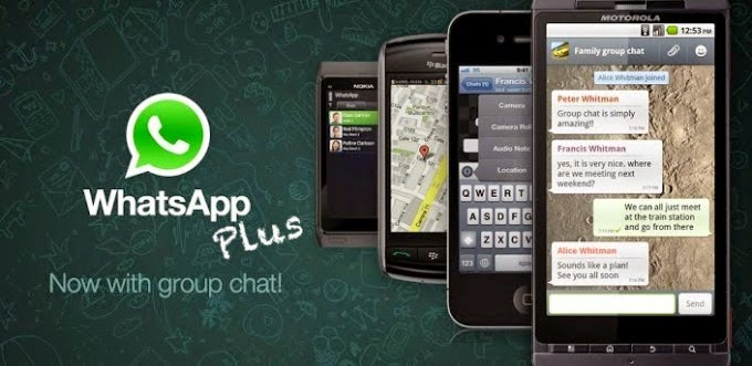 Cara Download dan Install WhatsApp+ (WhatsApp Plus)