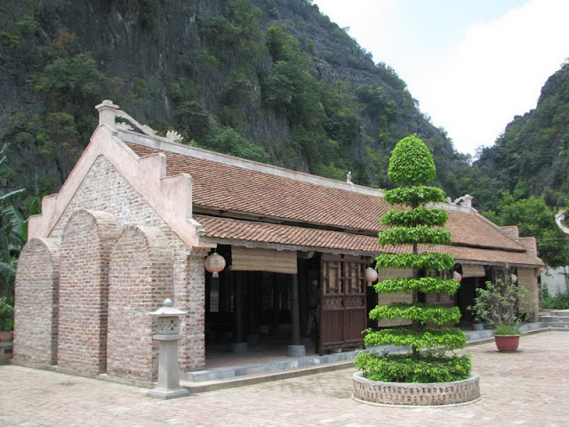 Ancien village reconstitué Co Vien Lau, Ninh Binh - Photo An Bui