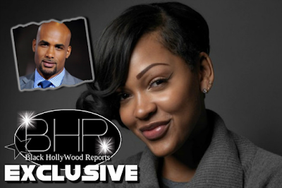 "Meagan Good And Boris Kodjoe Will Be Starring New T.V. Series ""Code Black"""