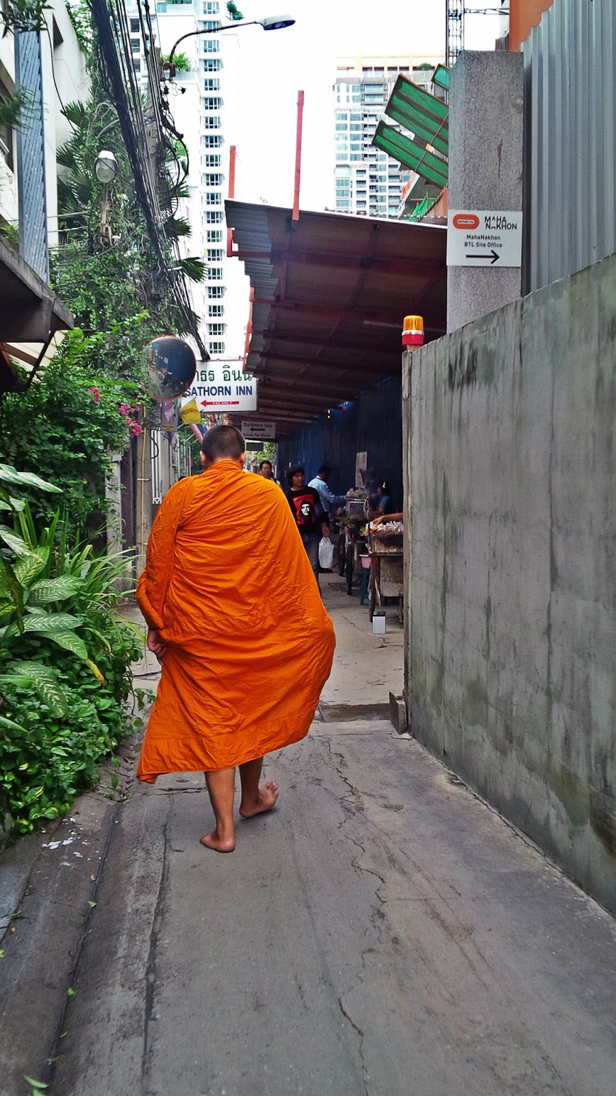 solitude in Thailand