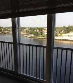 SOLD by MARILYN: 2/2 HIGHLAND BEACH  CONDO WITH GREAT ICW VIEW
