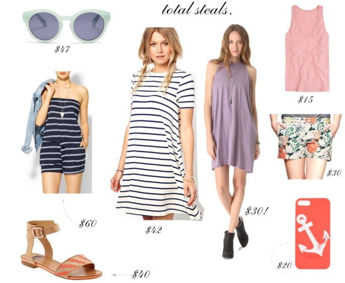 summer fashion under $60