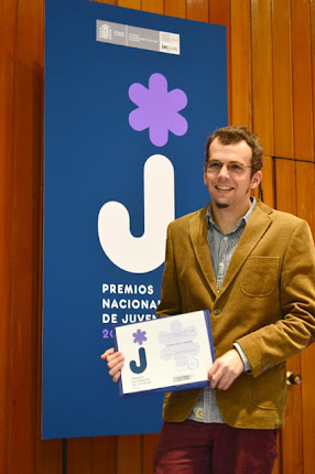 MOJO DE CAÑA Premio Nacional de Juventud.