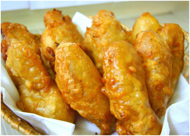 Bánh chuối chiên Phú Yên
