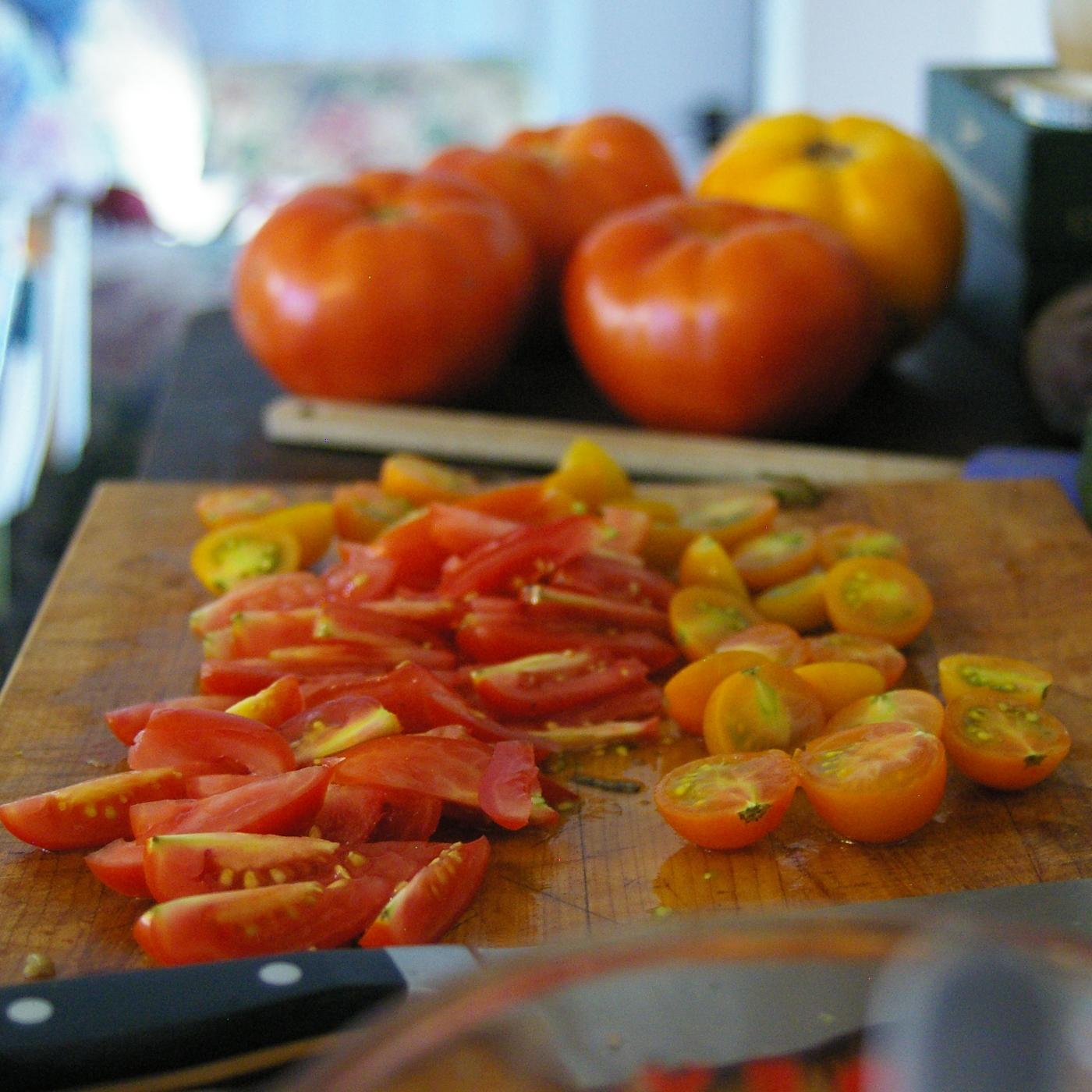 recipe: baklazhannaya ikra russian eggplant caviar [16]
