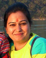 Mrs. Pooja Pathak, Assistant Sports Officer