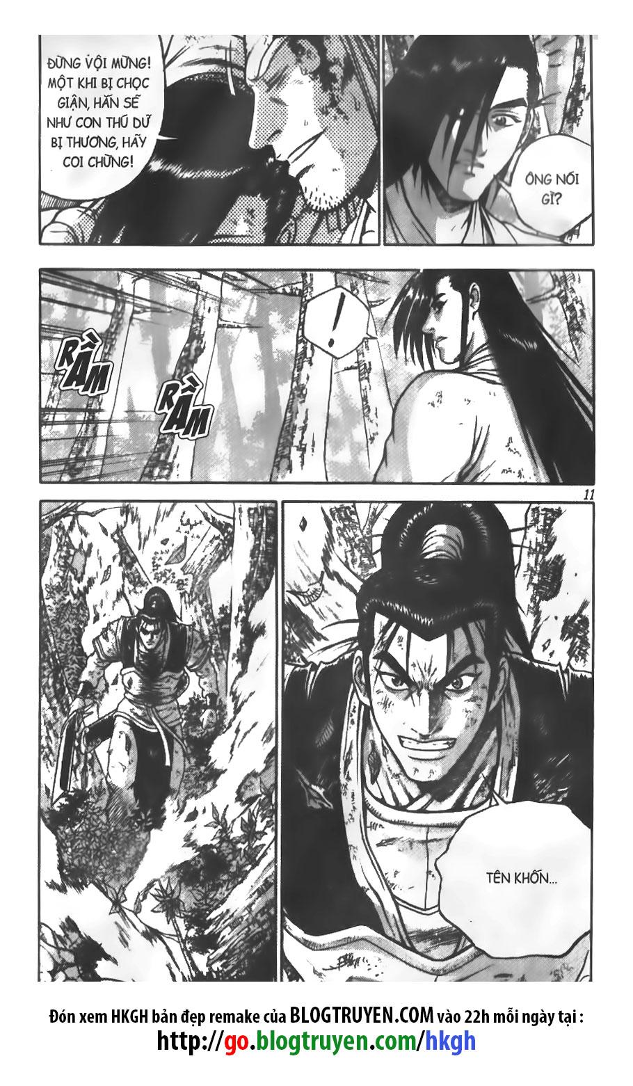 Hiệp Khách Giang Hồ chap 294 Trang 10 - Mangak.info