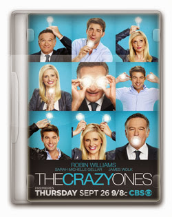 The Crazy Ones S01E17   Heavy Meddling