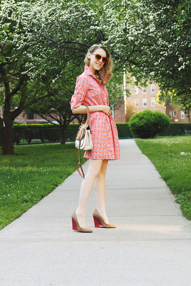 """The Sophisticated Simplicity of a Shirtdress"" by ""The Wind of Inspiration"" on how to wear a shirtdress #twoistyle #style #fashion #personalstyle #fashionblog #ootd #outfit"