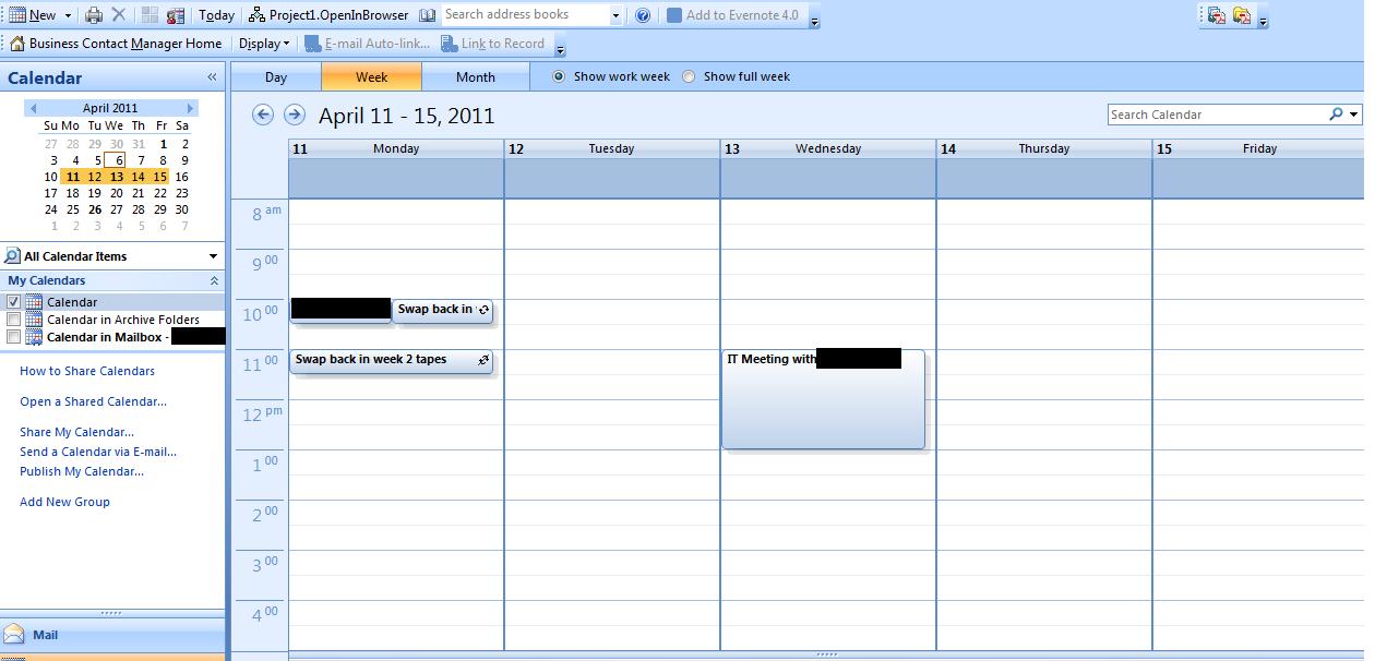 Blank Outlook Calendar | Calendar Template 2016