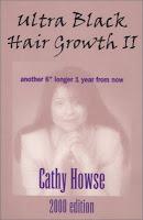 cathy Howse, croissance des cheveux crépus