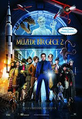 Müzede Bir Gece 2 - Night At The Museum 2: Escape From The Smithsonian