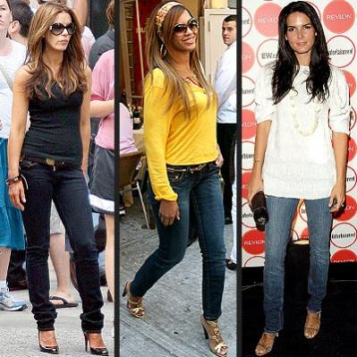Celebrity fashion trends pictures