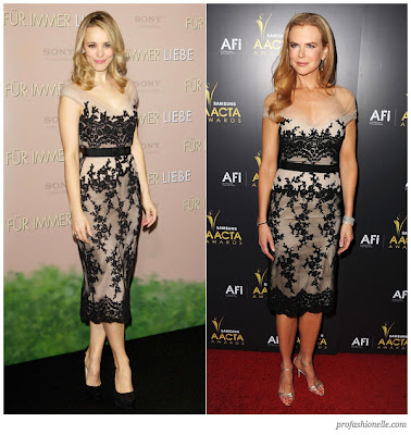 Lace Dress on Celebrity Red Carpet Lace Dresses Inspired