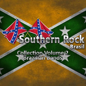 Southern Rock Brasil Collection Volume 2 - Brazilian Bands (Coletânea Online Gratuita)
