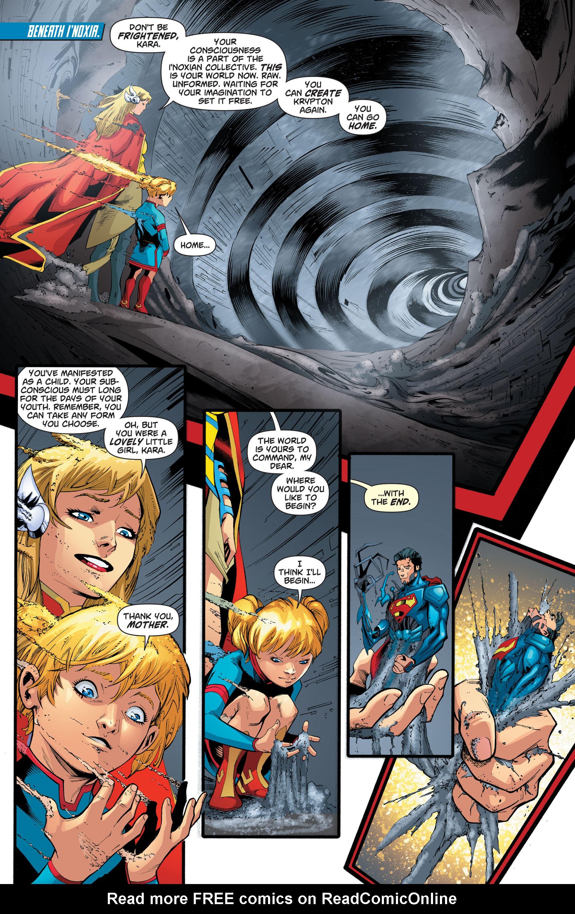 Supergirl (2011) Issue #24 #26 - English 2