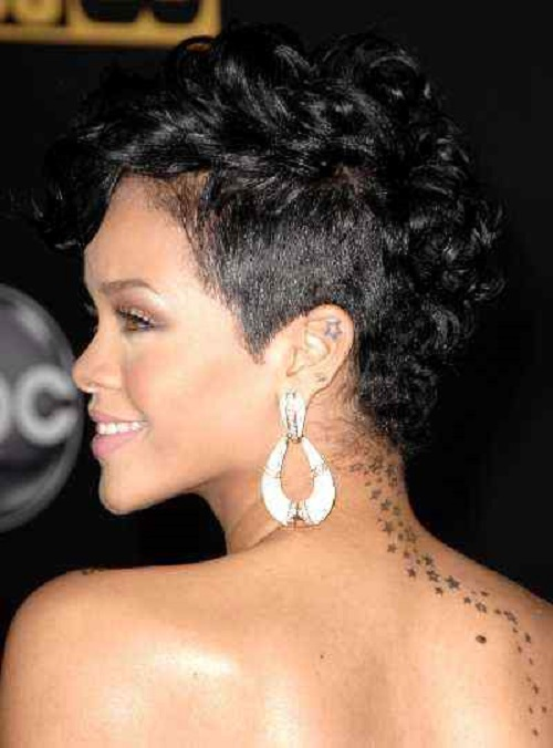 Mohawk with Braids Hairstyles for Black Women