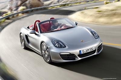 Porsche Boxter 2012
