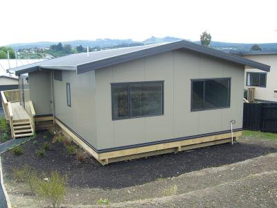 Casas prefabricadas en pvc