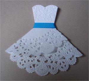 Vestidos de novia con blondas 12