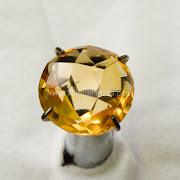 Batu Permata Golden Citrine - SP985
