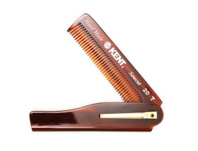 Sisir Lipat Kent 82T Folding Comb