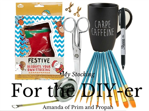 Boston Blogger Gift Guide for the DIY-er