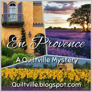En Provence Mystery   November 2016