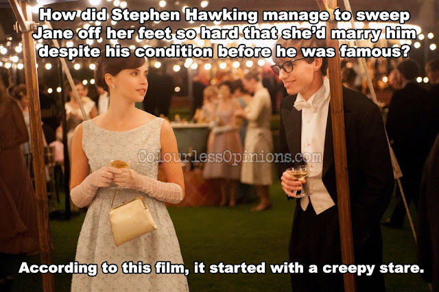 Theory of Everything Stephen Hawking meme