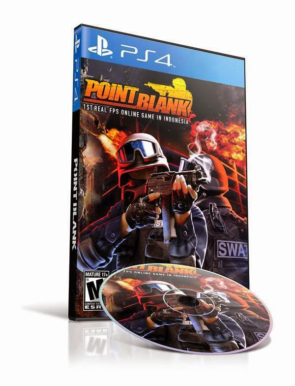 Point Blank PS4 - Primonymous