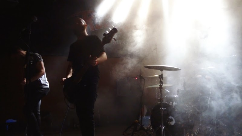 04.04.2015 Bochum - Rockpalast: Sleepmakeswaves