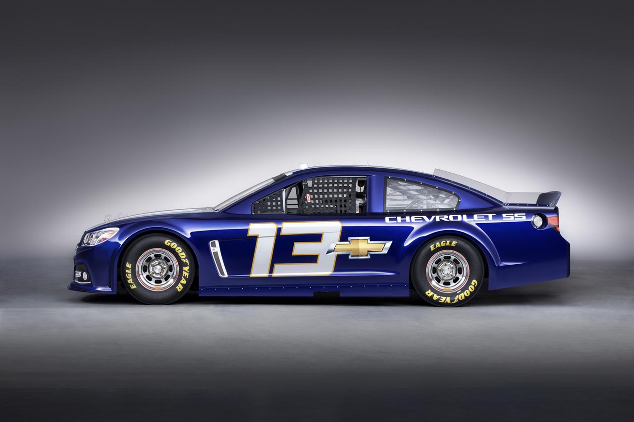 2013 NASCAR Race Cars