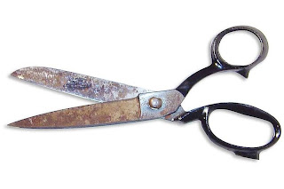 scissors on onequartermama.ca