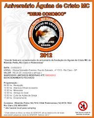 31 de Março 2012 - Aniversário do Águias de Crsito Moto Clube