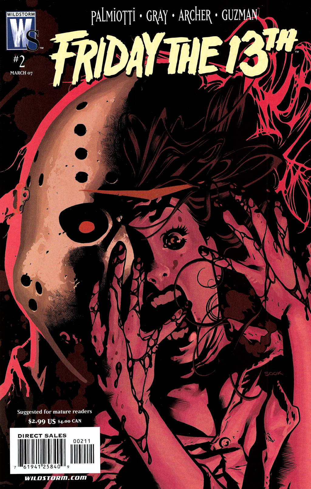 Friday The 13th 2 Page 1