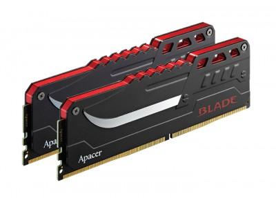 Apacer Luncurkan Modul Memori Overclocking DDR4 'BLADE'