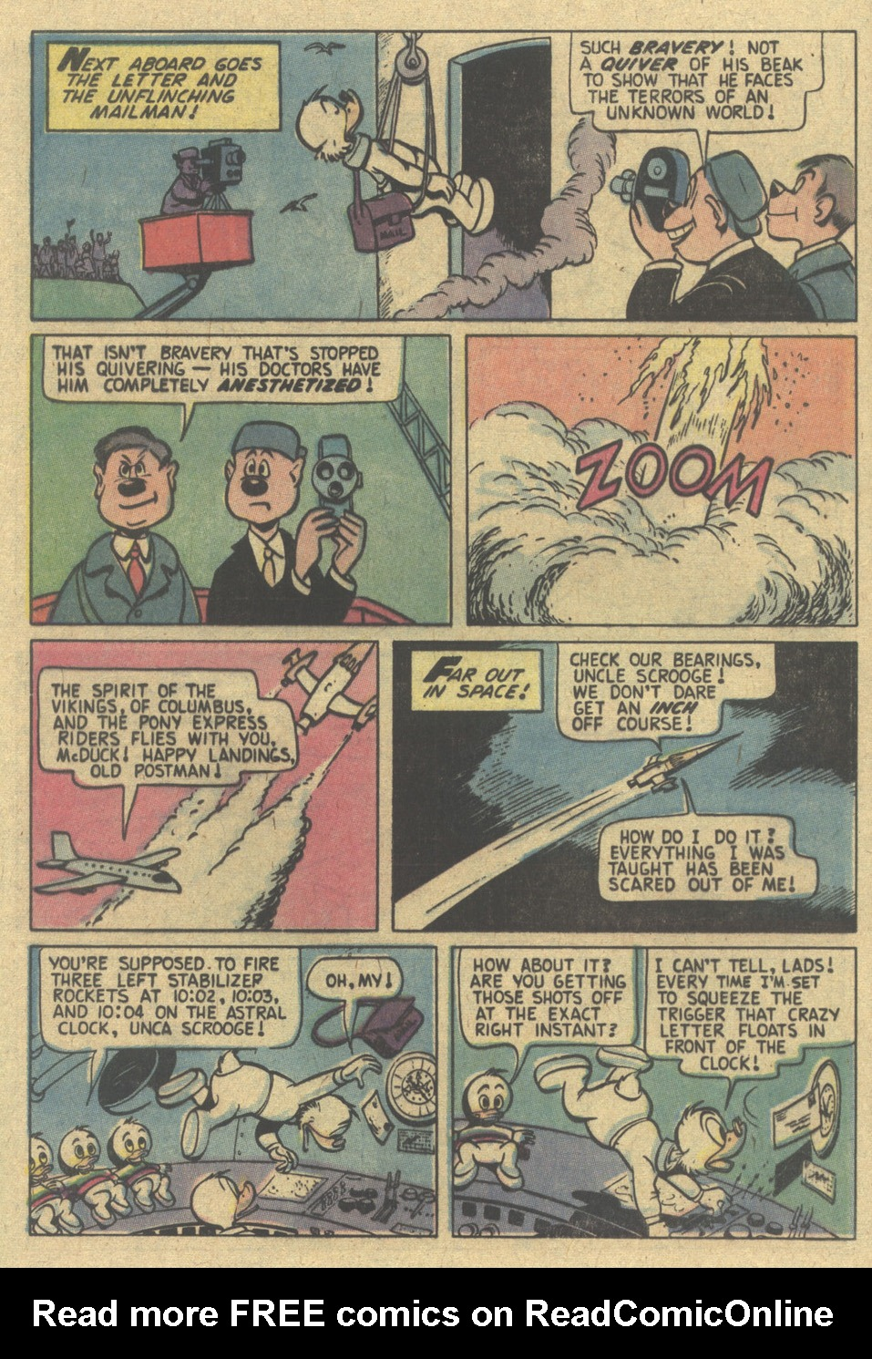 Uncle Scrooge (1953) Issue #154 #154 - English 9
