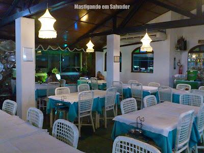 Restaurante Yemanjá: Salão principal