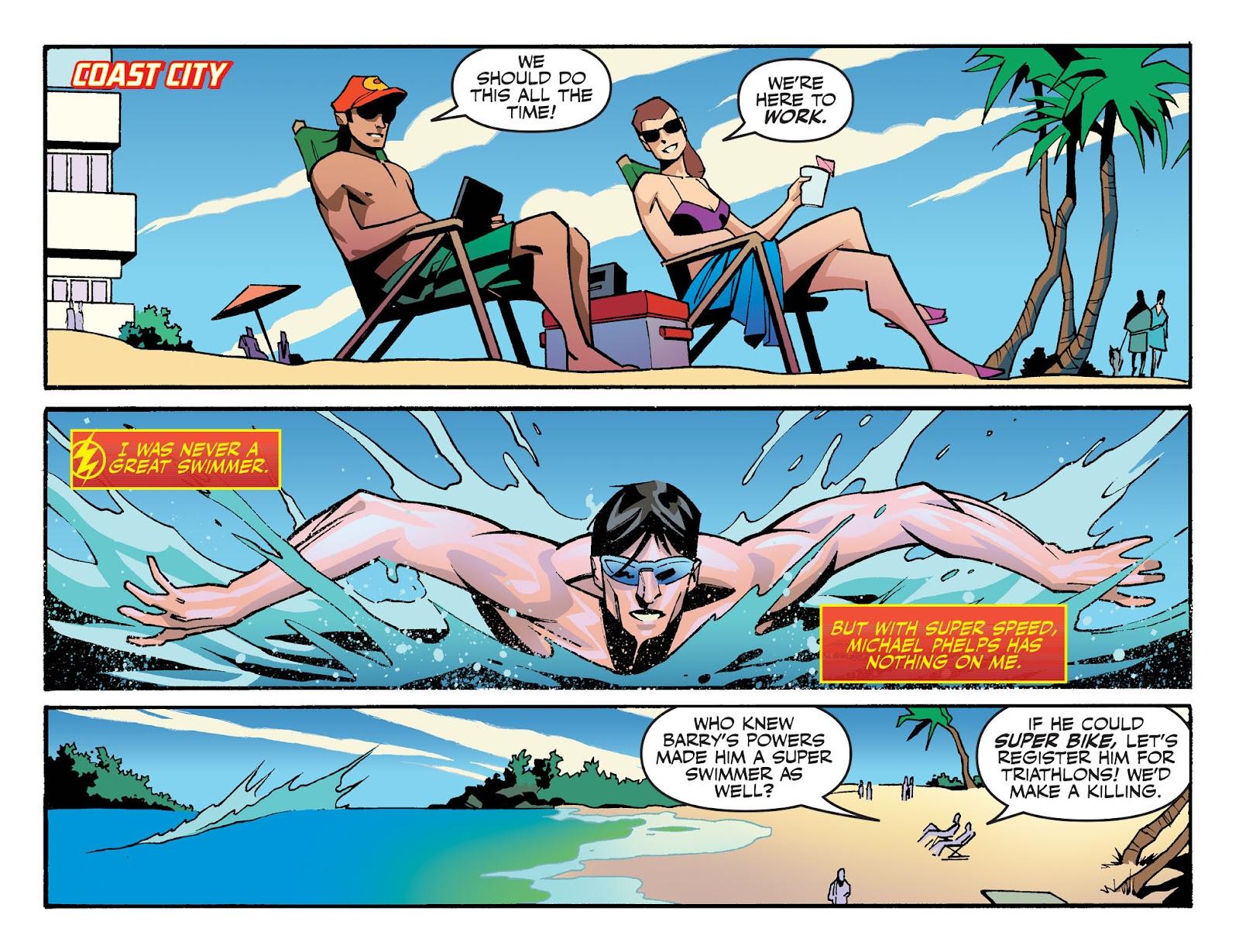 The Flash: Season Zero [I] Issue #11 #11 - English 7