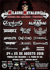 XI° Milagre Metaleiro Open Air