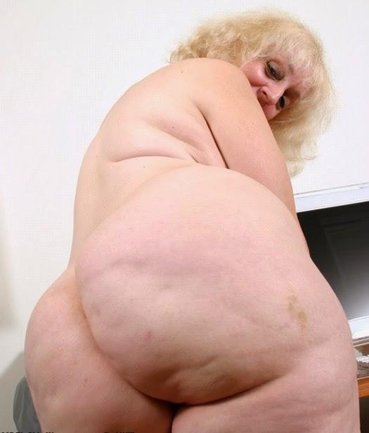 Granny got ass