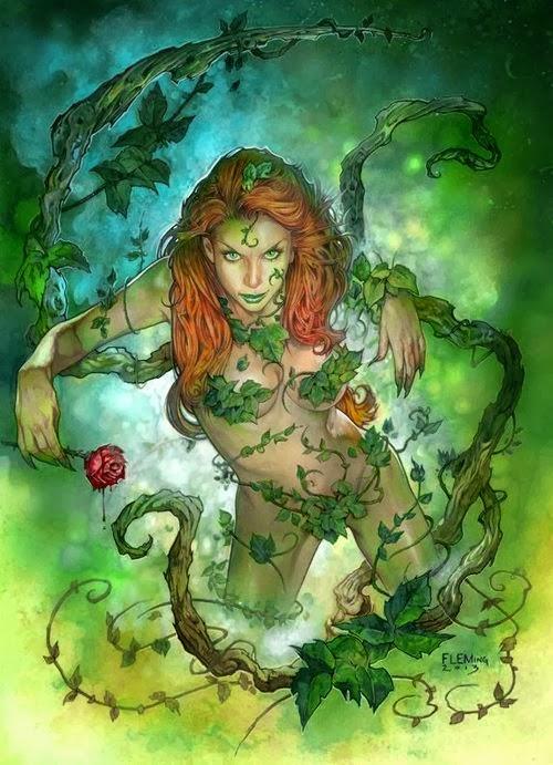 Poison Ivy - Tom Fleming