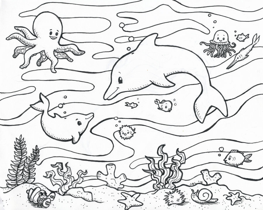 if youre looking for marine life coloring pages after that you have pertain to the appropriate place having a small child is an opportunity to enhance - Sea Life Coloring Pages Printable