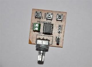 Controlador de servomotor com PIC12F675