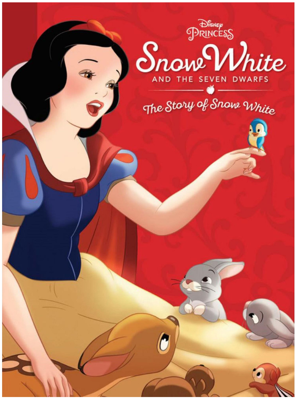 Snow white and the seven dwarfs story  adult pussy