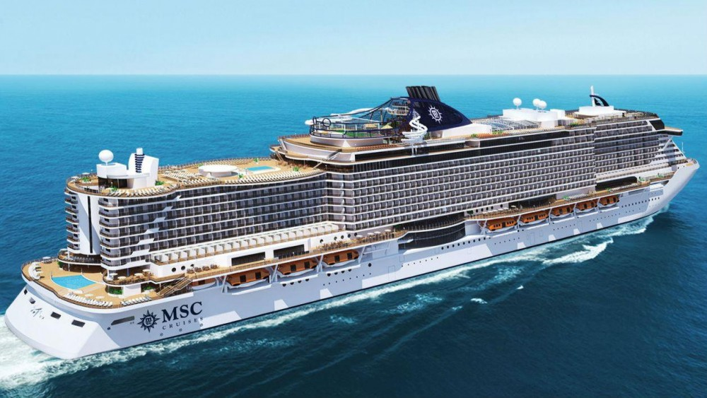 MSC Teams with Samsung for Next Generation of Ships